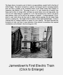 Levenbank Works Electric Train